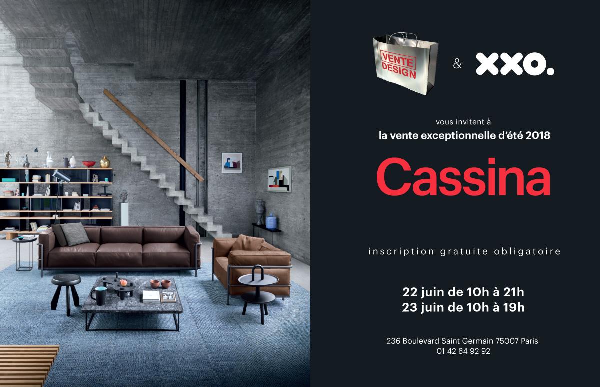 Vente 2018: Cassina